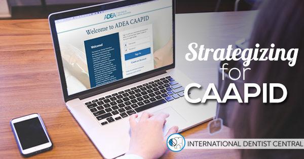 CAAPID log in